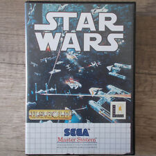 Sega Master System ► Star Wars ◄ Modul & OVP