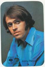 JIMMY PATRICK (Rain, Rain, Rain) CBS Farbfoto ohne Signatur aus den 70er