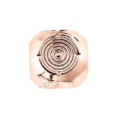 Genuine Lovelinks Rose Gold Plated Link 03801697 Charm Bracelet