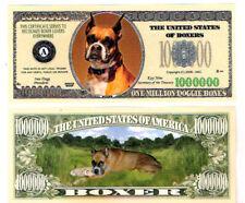 Dollarschein Boxer