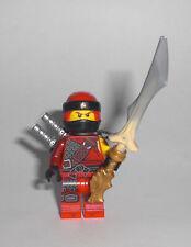 LEGO Ninjago - Kai mit Drachenknochenklinge - Minifig Figur Ninja Hunted 70653