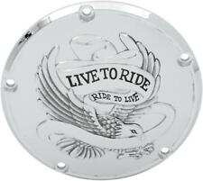 DS Live To Ride Derby Cover Harley Davidson 142654