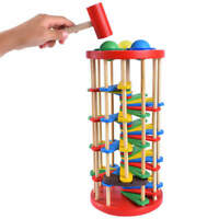 Toddler Toy Kids Educational Game Hammer the Ball Baby Learning Toy Toddler Toys