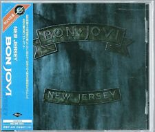 Bon Jovi New Jersey Japan CD w/obi UICY-2304