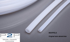 PTFE Teflon® Schlauch 2x4mm 3D-Druck natur INDUSTRIEQUALITÄT