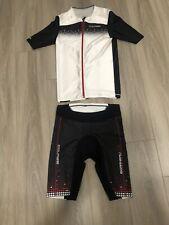 Louis Garneau Tri Course Triathlon Top & Shorts - Men's (Large)