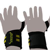 Viking Wrist Wrap - Black/Yellow