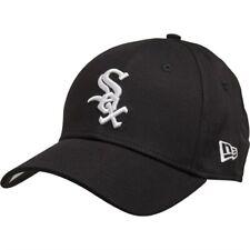 New Era Adults Unisex MLB Chicago White Sox 39thirty Cap Black S/M 11590934