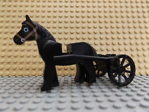 5 LEGO Animal Horse Cart Hitching Accessory No. 2397 Choose Your Colour Friends