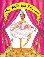 Personalized Ballerina Princess Kids Book