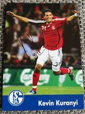 AK Kevin Kuranyi FC Schalke 04  Klappkarte