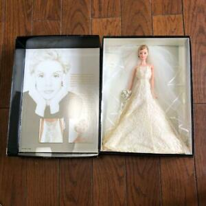 Barbie Carolina Herrera Bride Barbie Doll B9797 Gold Label