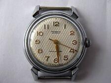 RARE USSR Poljot Rodina men wrist watch Automatic 22-Jewels 1MChZ 1950s