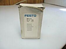 New Festo Solenoid Valve Mfh 3 18