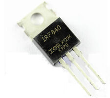 5 pcs IRF840 MOSFET transistor New Good Quality