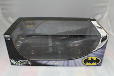 1-18 Original First Issue Batman Keaton film Batmobile Hotwheels B6046 from 2003