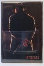 "Unforgiven Magnet 2""x3"" Refrigerator Locker Movie Poster Image 1"