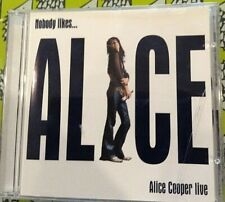 Nobody Likes - Alice Cooper Live Early Recordings