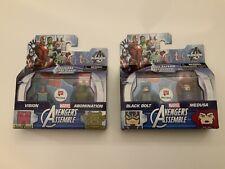 Disney Marvel Minimates Exclusive InHuman Black Bolt Medusa AbominatIon Minimate
