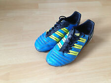 Adidas Predator Fußballschuhe Gr. 38,5 US 6 UK 5,5 türkis neon
