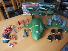 Thunderbird 2 Model - Assembled and complete (De Agostini)