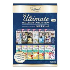 New Tattered Lace Ultimate Magazine Collecton USB Issues 1 - 40 !!! 513950