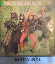 CHICKEN SHACK - 100 TON CHICKEN - Blue Horizon 1969 Vinyl LP A1-B1