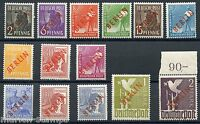 GERMANY BERLIN SCOTT# 9N21-34 MICHEL# 21-34 MINT NEVER HINGED AS SHOWN (ACH)