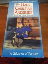 Hans Christian Anderson: The Galoshes of Fortune (VHS) ...72