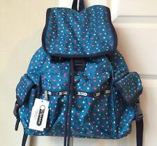 NWT LeSportsac Voyager Backpack Stargazer