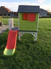 Cabane de jardin pour enfants SMOBY en excellent état (sous garantie)