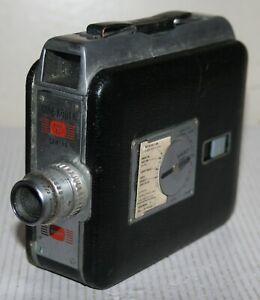 Vintage Cine Kodak Eight 55 Standard 8mm Home Movie Cine Film Camera