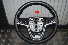 Opel Astra J Leder Lenkrad Multifunktionstasten 13351025