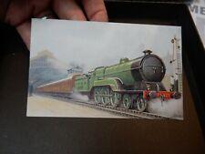 More details for vintage postcard  lner  123  railway marlebone station