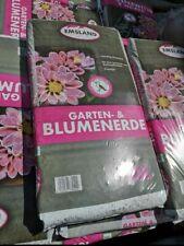 Pflanzerde 40 L Blumenerde 40 Liter Gartenerde Pflanzenerde Humus Erde NEU & OVP