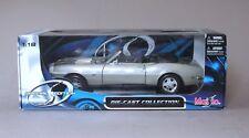 1:18 Maisto 1968 Chevrolet Camaro SS 396 Convertible - Gold