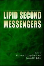 Lipid Second Messengers (Methods in Signal Transduction Series)-ExLibrary