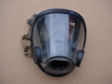 Scott Av3000 Facemask Scba Air Pack Fire Dept Fireman Fire Fighter M
