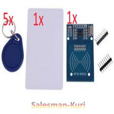 DE Lager ! 5x RFID TAG 1x RFID Karte 1x RFID MODUL RC-522 13,56Mhz Set f Arduino