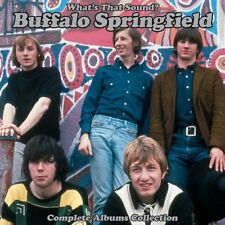 BUFFALO SPRINGFIELD - WHAT'S THAT SOUND: COMPLETE ALBUMS - NEW CD BOX SET