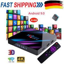 H96 Pro MAX Android 9.0 4K TV Box RK3318 USB3.0 64 Bit UHD Media Player 4GB/64GB
