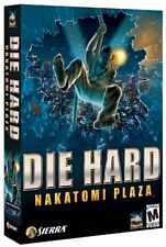 Die Hard Nakatomi Plaza PC New in Box Shooter