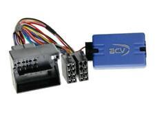 Sony Voiture Autoradio Volant Adaptateur BMW 3er e46 5er e39 x5 e53 x3 e83 z4 e85 40pin