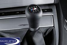 Original BMW M Schaltknauf Leder kurz E81 E87 E82 E88 E90 E91 E92 E93 6 Gang