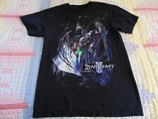 Starcraft II Mens SMALL T-Shirt Kerrigan Zerg Video Game