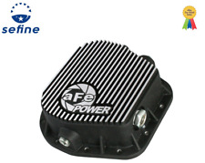 aFe For 97-18 Ford F-150 V6/V8 Power Rear Differential Cover (Machined) 46-70152