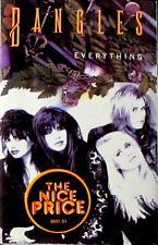Bangles: Everything (New Cassette)