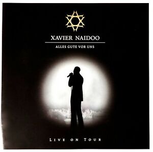 Alles Gute Vor Uns: Live On Tour by Xavier Naidoo (CD) 2 Discs