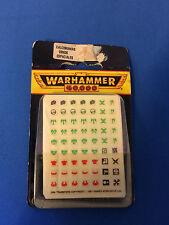 Warhammer 40.000 Calcamonias Orkos Espaciales , Nuevo