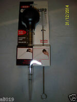 OXO Good Grips Baster with Cleaning Brush Strong Suction  Sturdy, Heat Resistant